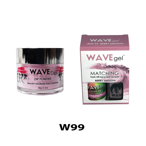WAVEGEL 3-IN-1: W99 BERRY SMOOTH