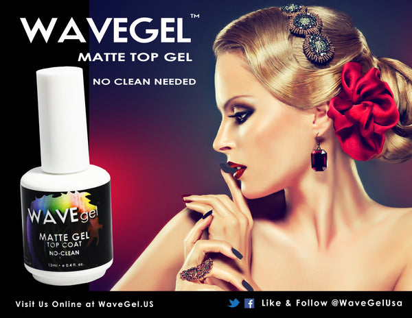 WAVEGEL MATTE TOP