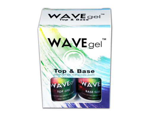 WAVEGEL TOP NO CLEAN & BASE DUO