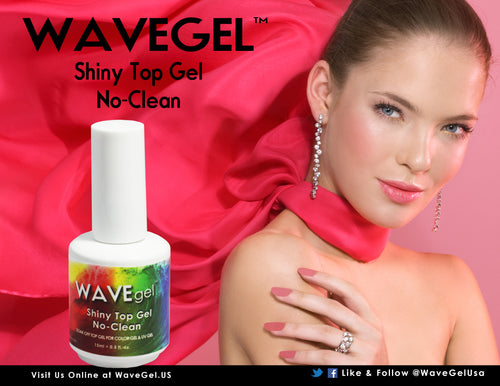 WAVEGEL TOP GEL - No Clean
