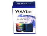 WAVEGEL MATCHING (#055) WCG55 THE BIG BLUE