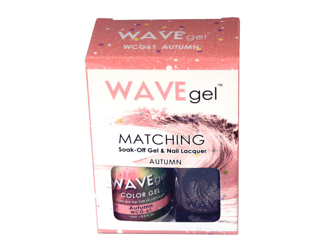 WAVEGEL MATCHING (#061)  WCG61 AUTUMN (#61)