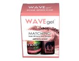 WAVEGEL MATCHING (#068) WCG68 INFINITE SCARF