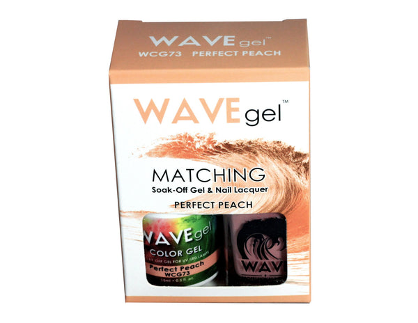 WAVEGEL MATCHING (#073) WCG73 PERFECT PEACH