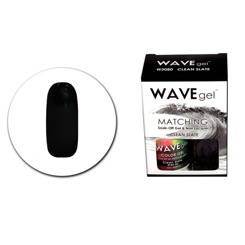 WAVEGEL MATCHING (#080) WCG80 CLEAN SLATE