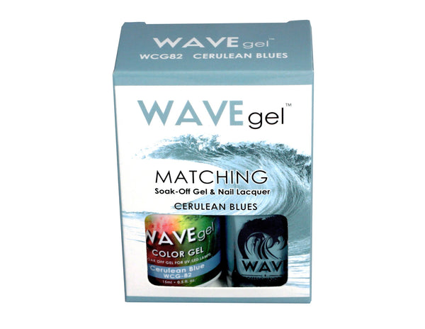 WAVEGEL MATCHING (#082) WCG82 CERULEAN BLUES