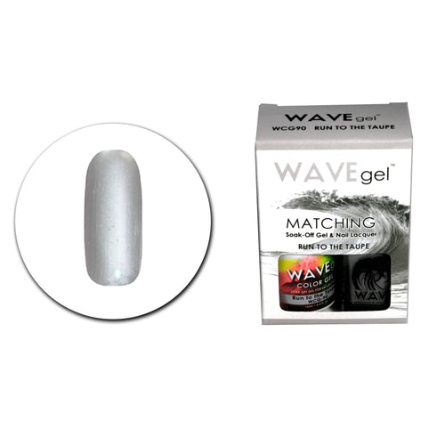 WAVEGEL MATCHING (#090) WCG90 RUN TO THE TAUPE