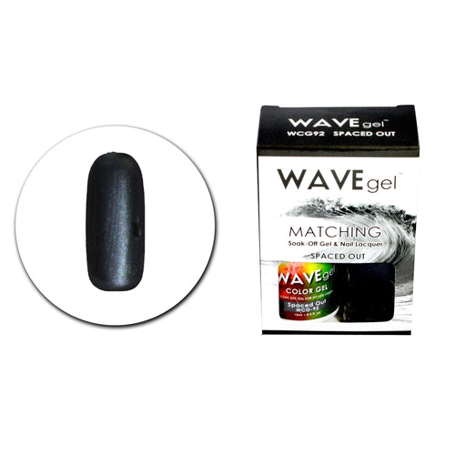 WAVEGEL MATCHING (#092) WCG92 SPACED OUT