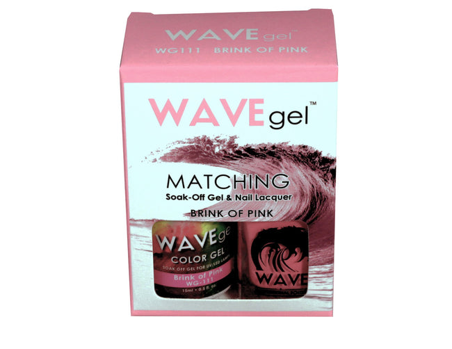 WAVEGEL MATCHING (#111) WG111 BRINK OF PINK