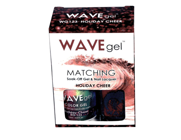 WAVEGEL MATCHING (#123) WG123 HOLIDAY CHEER