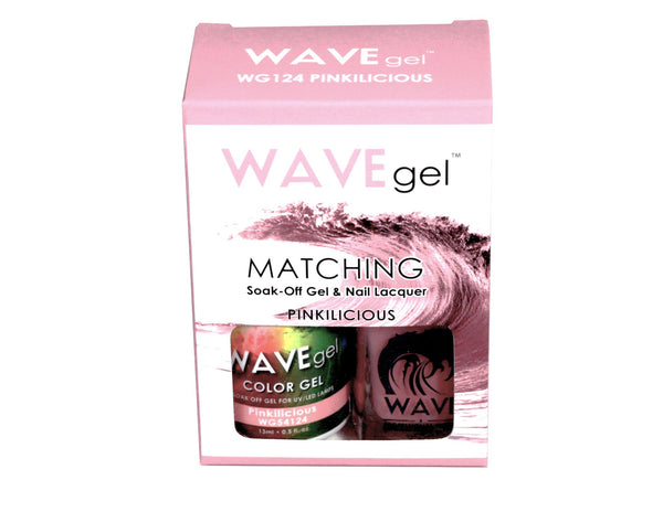 WAVEGEL MATCHING (#124) WG124 PINKILICIOUS