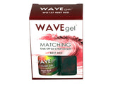 WAVEGEL MATCHING (#127) WG127 BEET RED