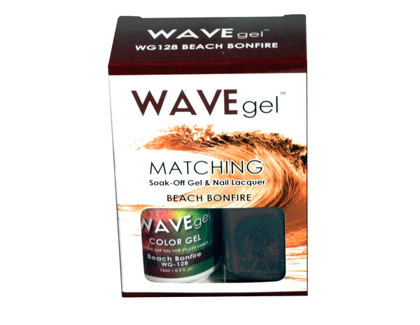 WAVEGEL MATCHING (#128) WG128 BEACH BONFIRE