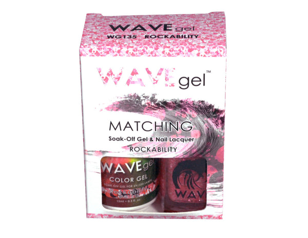 WAVEGEL MATCHING (#135) WG135 ROCKABILITY