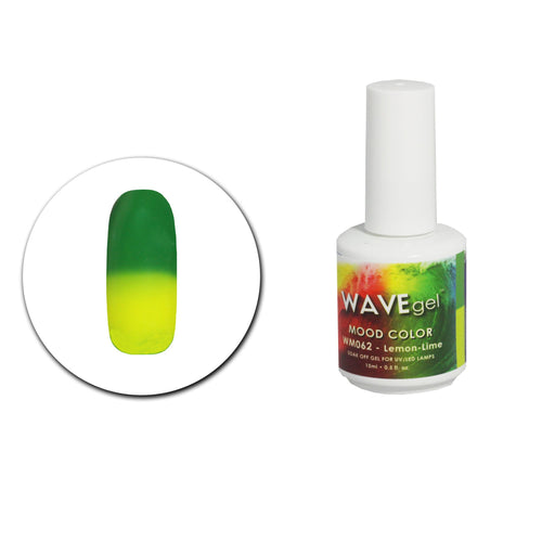 WAVE GEL MOOD CHANGE WM062 LEMON-LIME