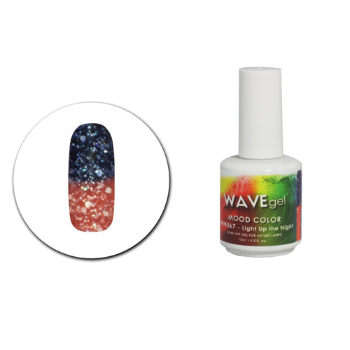 WAVE GEL MOOD CHANGE WM067 LIGHT UP THE NIGHT
