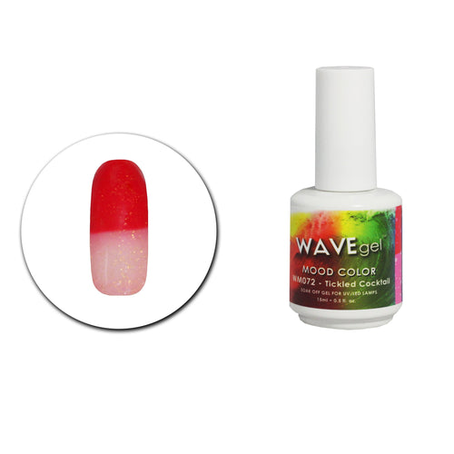 WAVE GEL MOOD CHANGE WM072 TICKLED COCKTAIL