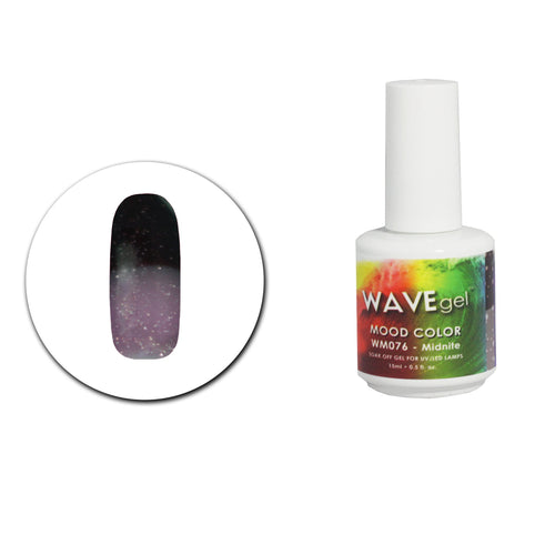 WAVE GEL MOOD CHANGE WM076 MIDNITE
