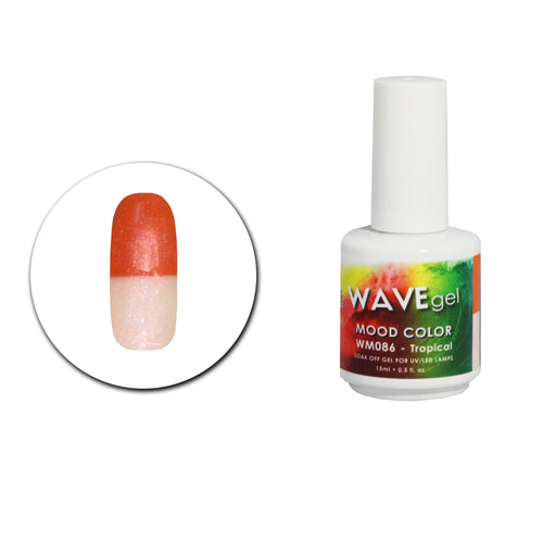 WAVE GEL MOOD CHANGE WM086 TROPICAL