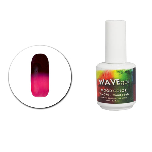 WAVE GEL MOOD CHANGE WM094 CORAL REEFS