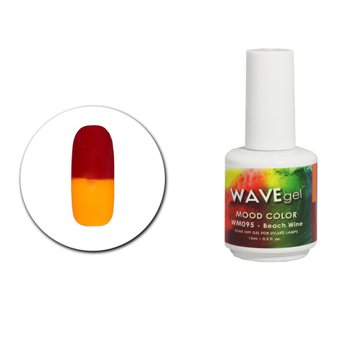 WAVE GEL MOOD CHANGE WM095 BEACH WINE