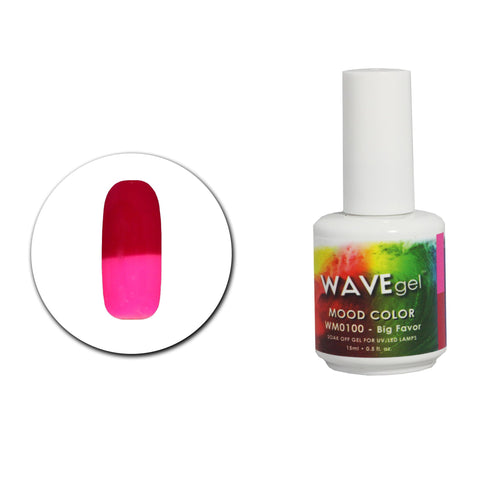 WAVE GEL MOOD CHANGE WM100 BIG FLAVOR