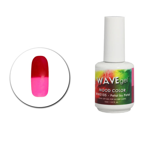 WAVE GEL MOOD CHANGE WM105 PETAL BY PETAL