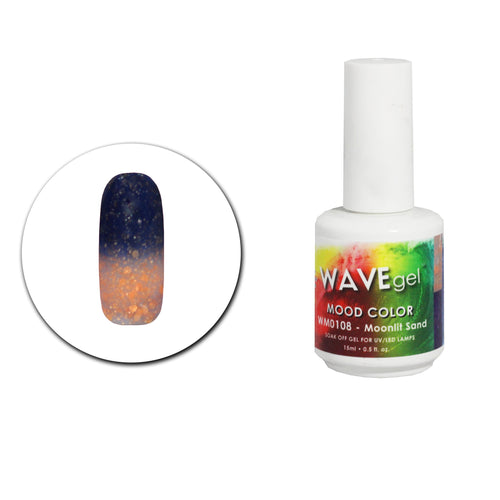 WAVE GEL MOOD CHANGE WM108 MOONLIT SAND