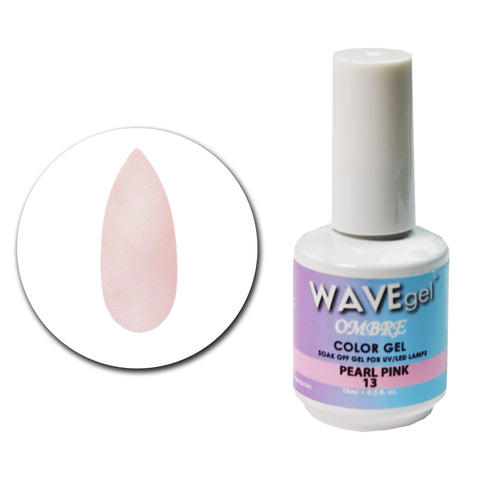 WAVEGEL Ombre Gel # 13 Pearl Pink