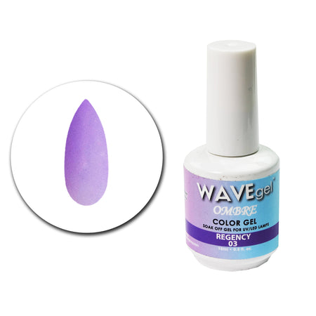 WAVEGEL Ombre Gel # 14 Ballet Slipper