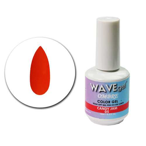 WAVEGEL Ombre Gel # 5 Candy Jam