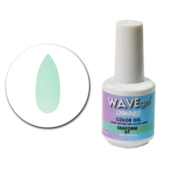 WAVEGEL Ombre Gel # 7 Seaform