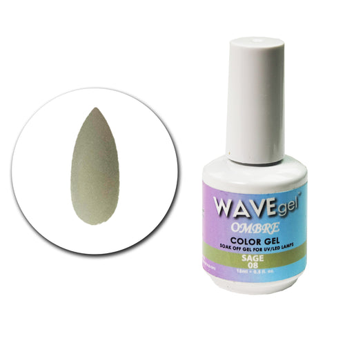 WAVEGEL Ombre Gel # 8 Sage