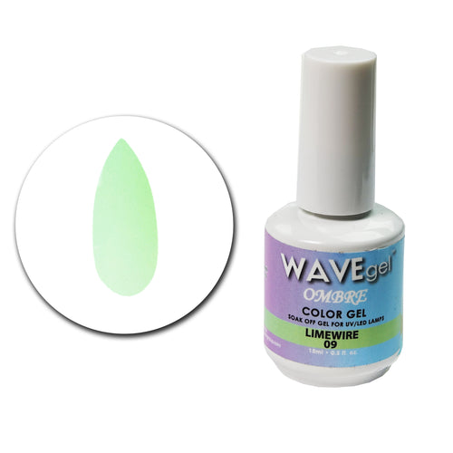 WAVEGEL Ombre Gel # 9 Limewire