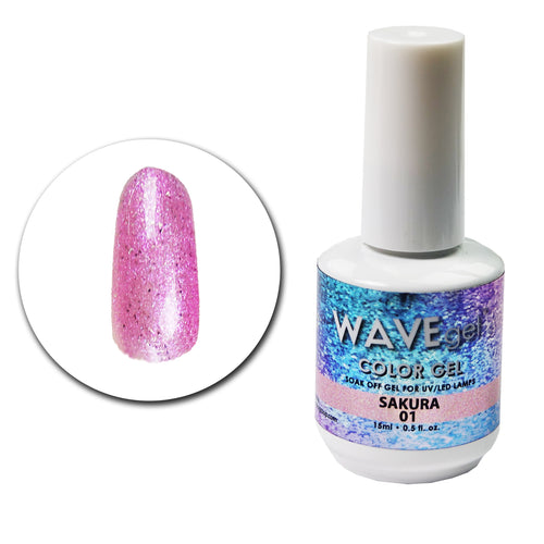 WAVEGEL STAR OCEAN GEL # 1 SAKURA