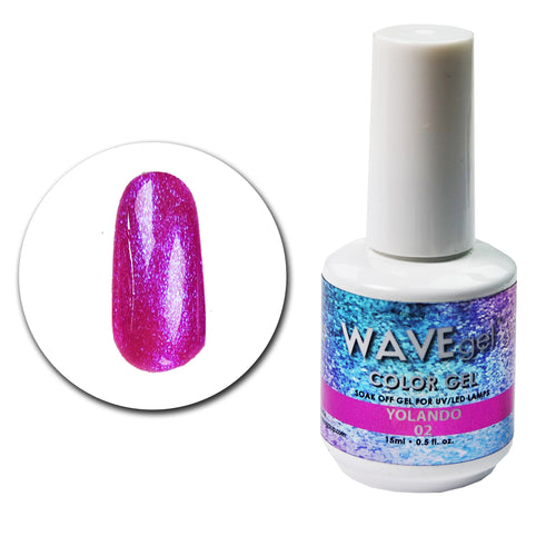 WAVEGEL STAR OCEAN GEL # 2 YOLANDO