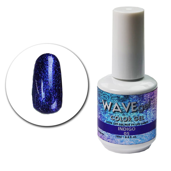 WAVEGEL STAR OCEAN GEL # 5 INDIGO