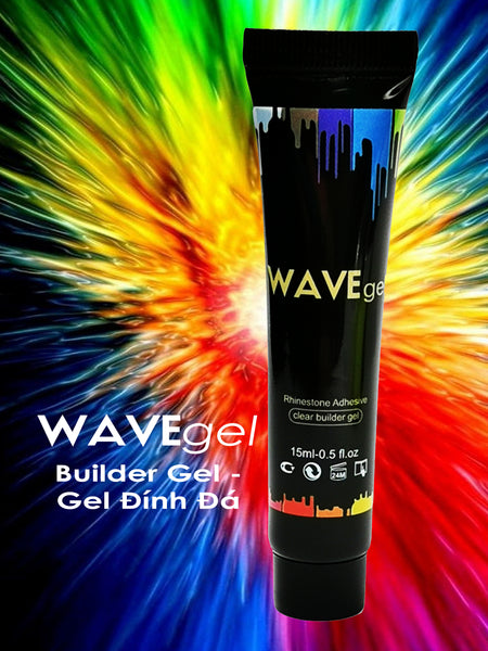WAVEGEL BUILDER GEL (CLEAR) TUBE