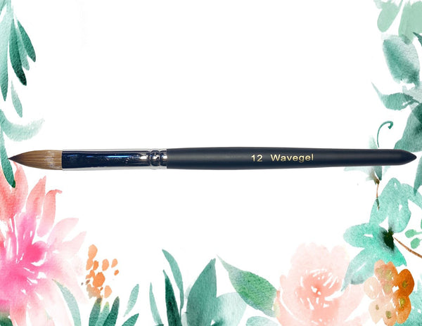 WAVEGEL ACRYLIC BRUSH SIZE 12