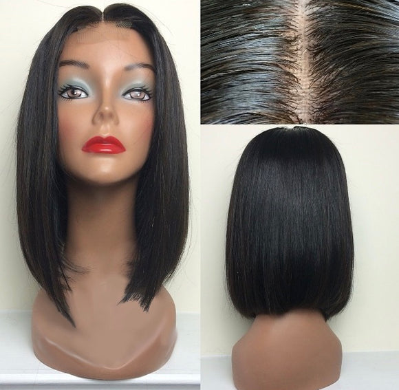 Indian Straight Wig - Chante - Glamaholic LLC
