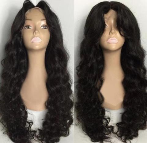Indian Loose Curl Wig - Becky - Glamaholic LLC