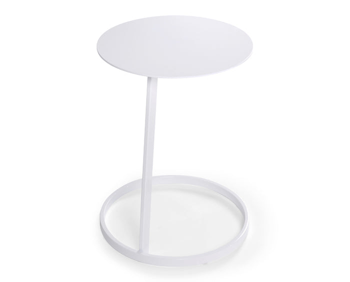 Glossy White | Trica Aroma Accent Table