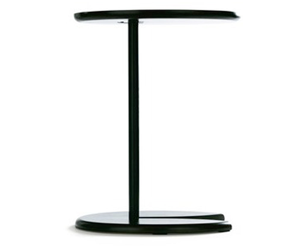 Black | Stressless Ellipse Table