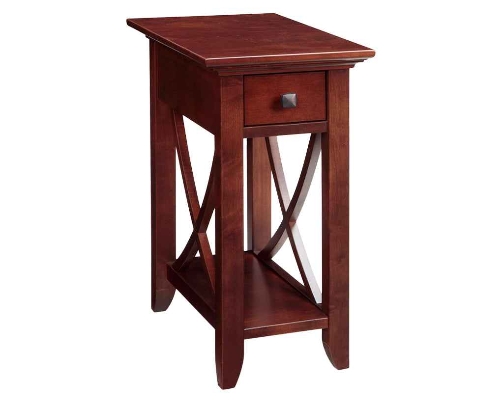 Rosewood | Handstone Florence End Table