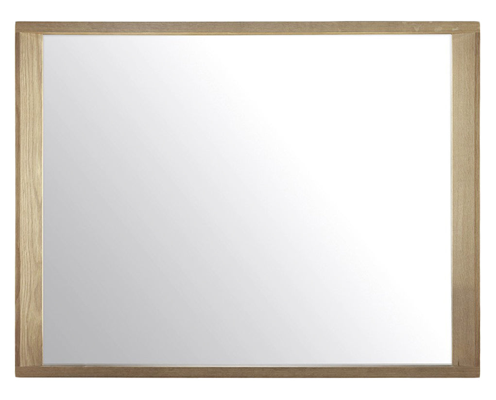 Sand | West Bros Fulton Landscape Mirror