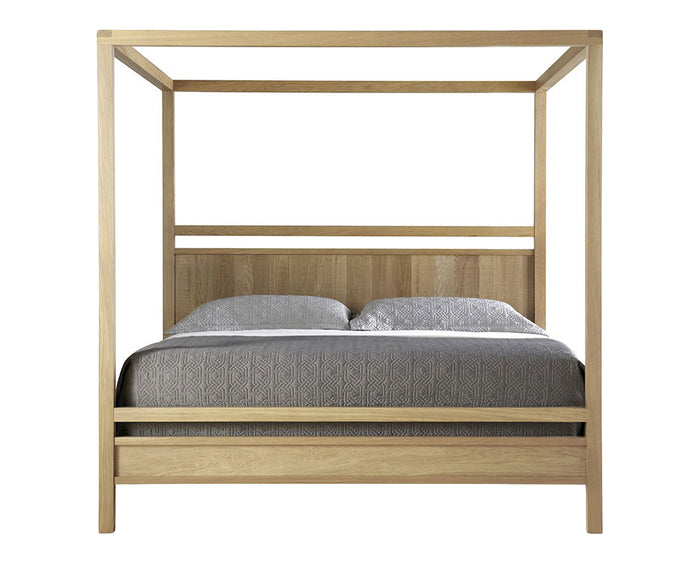 Sand | West Bros Fulton Poster Bed