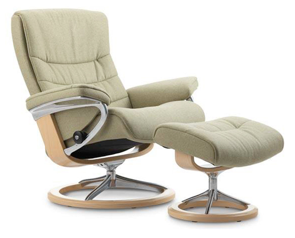 Calido Light Green | Stressless Nordic Signature Recliner