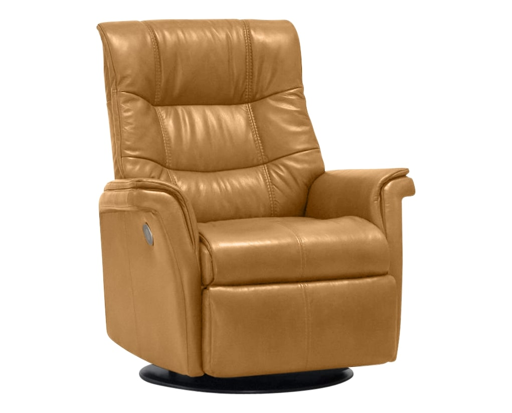 Trend Leather Nature | Norwegian Comfort Denver Recliner | Valley Ridge Furniture