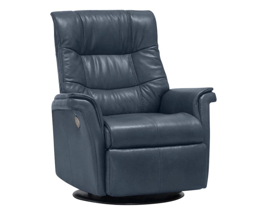 Trend Leather Pacific | Norwegian Comfort Denver Recliner | Valley Ridge Furniture