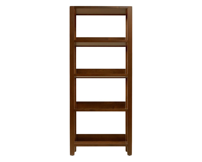 Walnut | West Bros Phase Small Bookcase